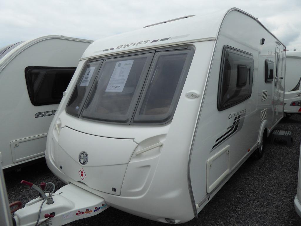 2009 Swift Challenger 530 Used Carvans Highbridge
