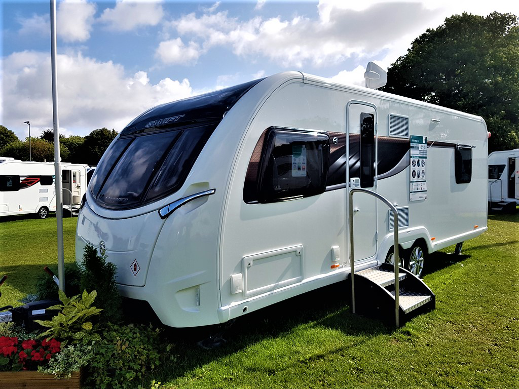 2018 Swift Elegance 650 New Carvans Highbridge Caravan