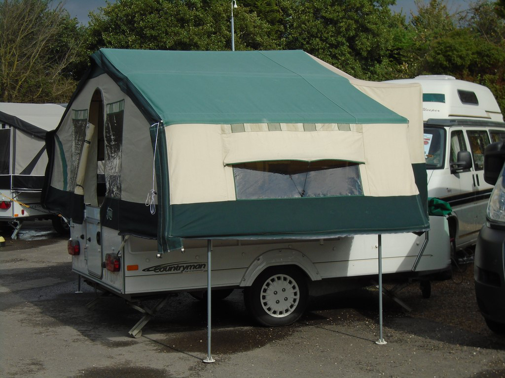 2006 Conway Countryman Used Folding Campers Highbridge