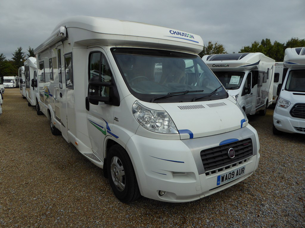 2009 chausson allegro 97 used motorhomes highbridge for Allegro home