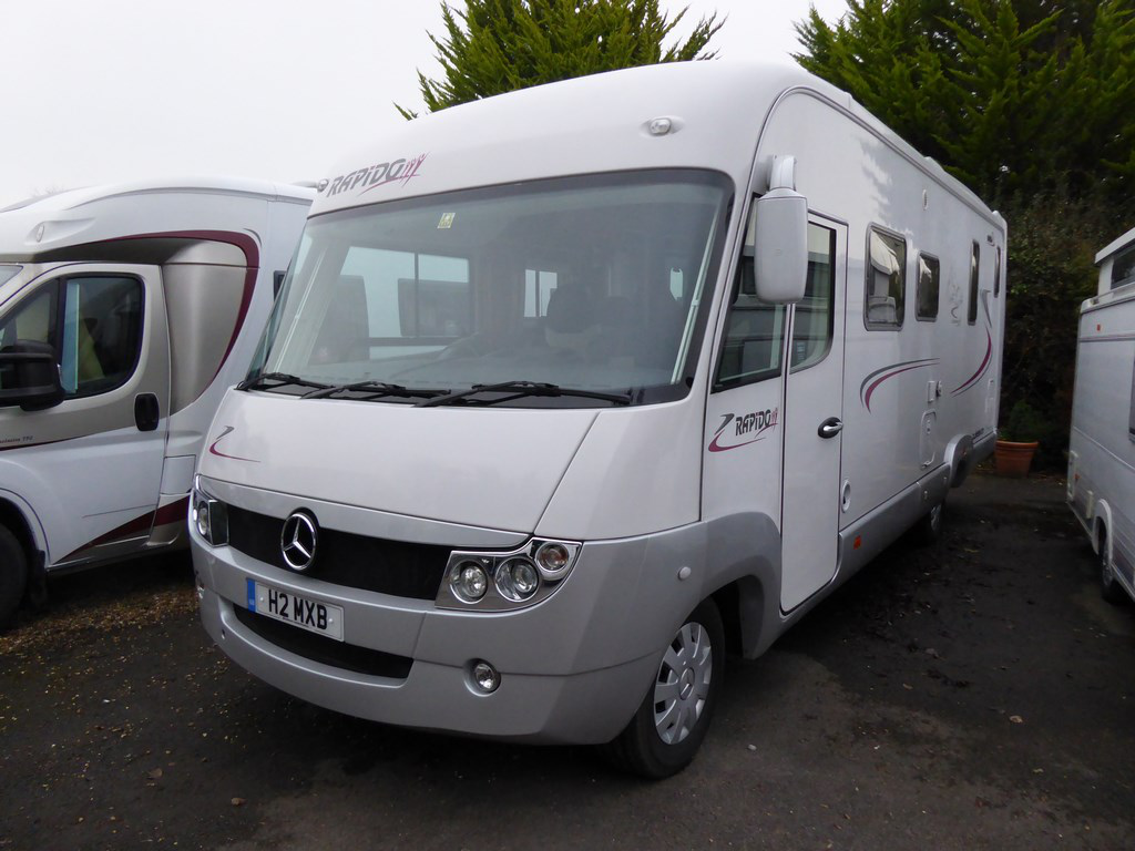 Cool Used Motorhomes For Sale In HIGHBRIDGE On Auto Trader Motorhomes