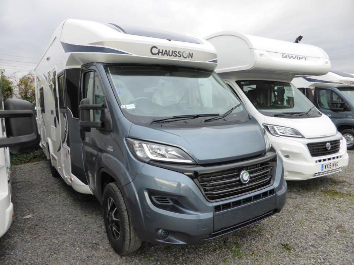 Elegant  Select Capland  New Motorhomes  Highbridge Caravan Centre Ltd