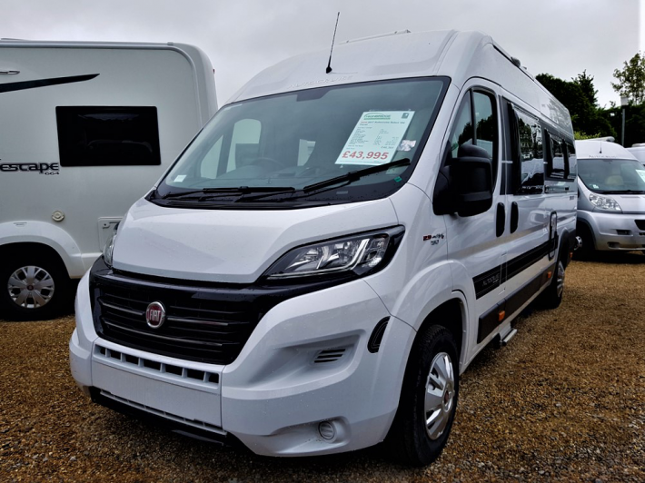 2017 autocruise select 184 travel new motorhomes highbridge caravan centre ltd. Black Bedroom Furniture Sets. Home Design Ideas