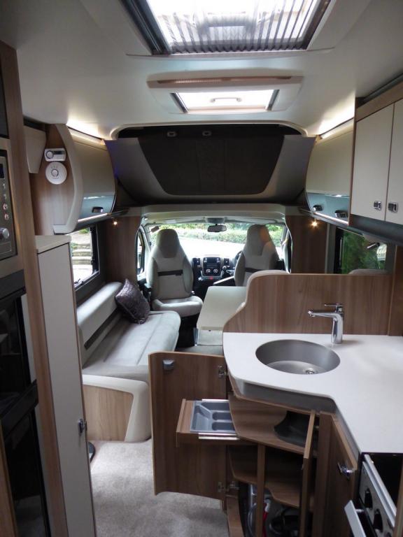 2019 swift kon tiki 675 low new motorhomes highbridge caravan