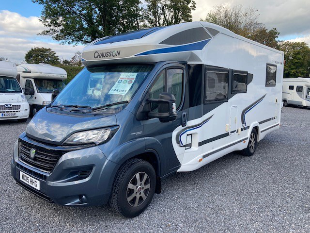 Chausson Welcome 728